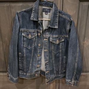 Almost new jean jacket.